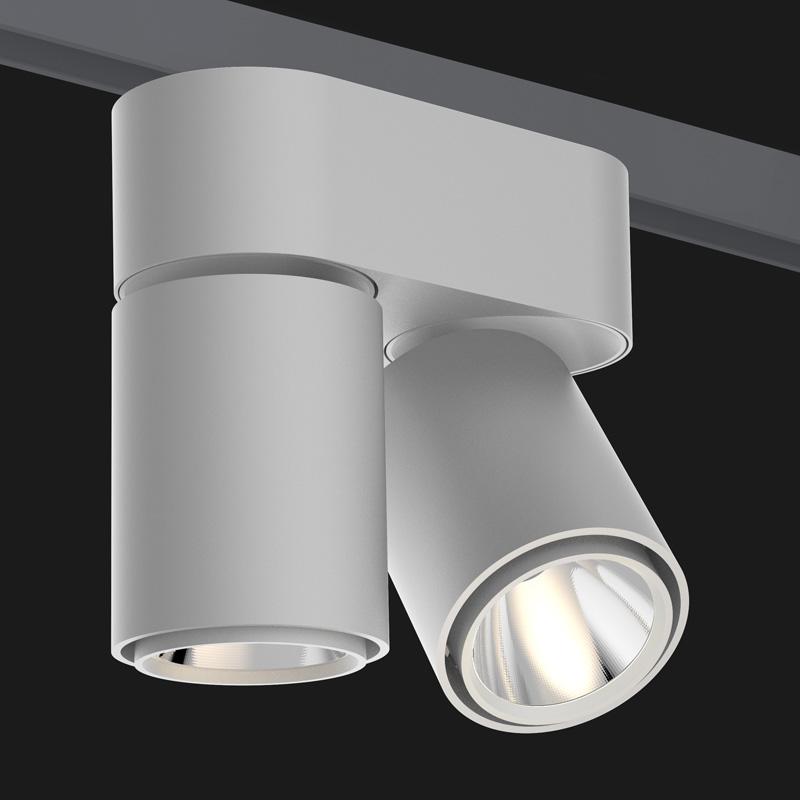 Встраиваемый светильник Doxis Atlas 3-Phase Double