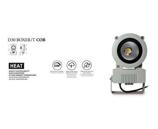 Уличный прожектор Castaldi Lighting BOXER/T D30, фото 13