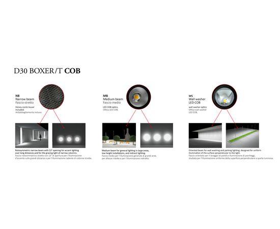 Уличный прожектор Castaldi Lighting BOXER/T D30, фото 12