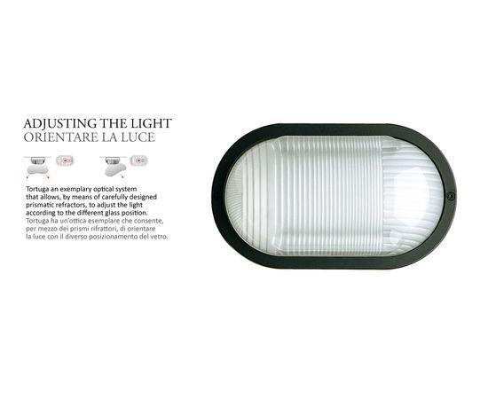 Настенно-потолочный светильник Castaldi Lighting TORTUGA D03, фото 7