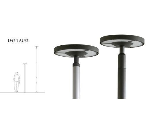 Уличный фонарь Castaldi Lighting TAU D43, фото 5
