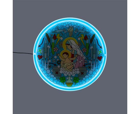 Настенный светильник Seletti Gospel Led Signs Virgin Mary, фото 2