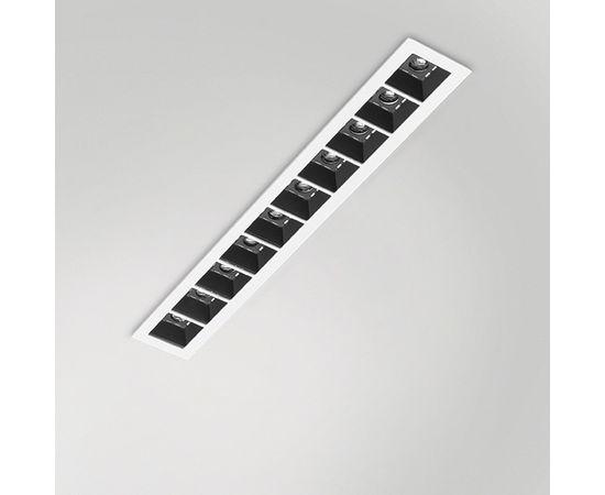 Встраиваемый светодиодный светильник Quattrobi INVISIBLE, фото 3
