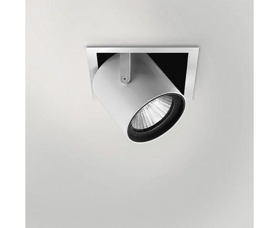 Встраиваемый светодиодный светильник Quattrobi KOR single light, фото 1