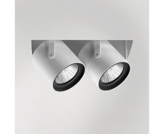 Встраиваемый светодиодный светильник Quattrobi KOR double light, фото 3