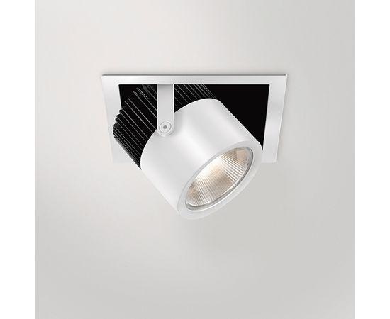 Встраиваемый светодиодный светильник Quattrobi MINI MAX INCASSO, фото 1