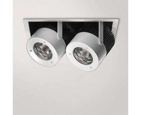 Встраиваемый светодиодный светильник Quattrobi MAX INCASSO, фото 5