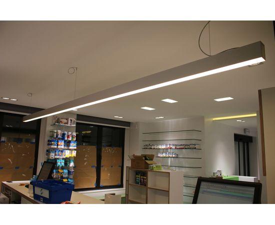 Настенно-потолочный светильник Eden Design °ledline 25, фото 4