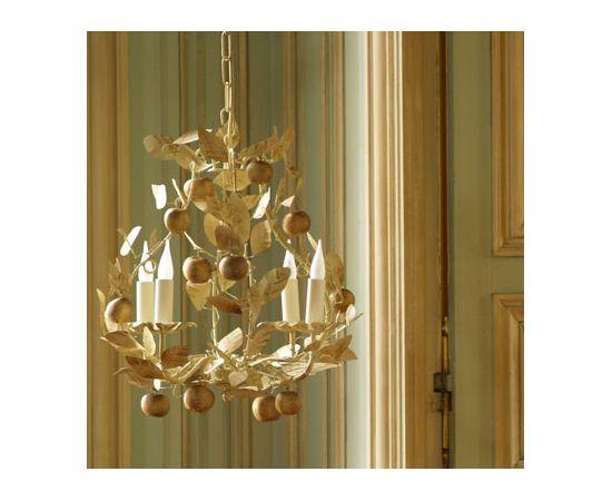 Люстра Art et Floritude Carrousel Chandelier 4 lights, фото 1