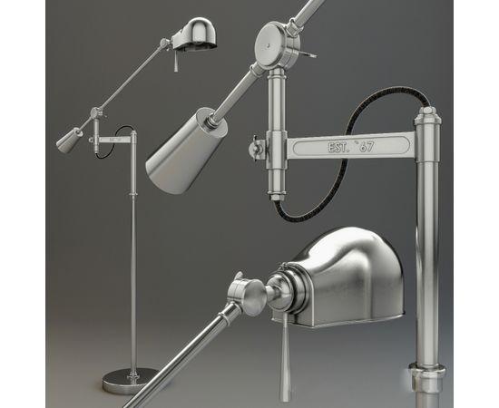 Напольный светильник Ralph Lauren Home RL '67 Boom-Arm Floor Lamp, фото 2