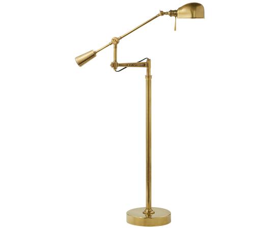 Напольный светильник Ralph Lauren Home RL '67 Boom-Arm Floor Lamp, фото 1
