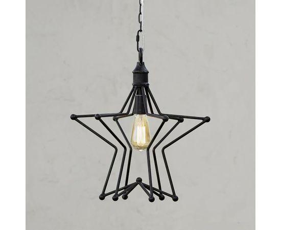 Подвесной светильник Pottery Barn Rustic Star Indoor/Outdoor Pendant, фото 1