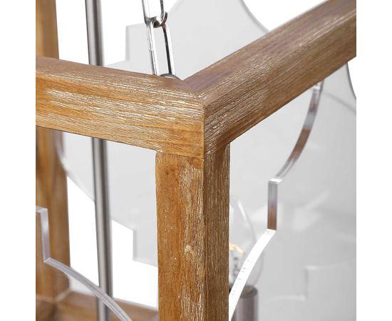 Подвесной светильник UTTERMOST Perspex, 4 Lt Pendant, фото 5