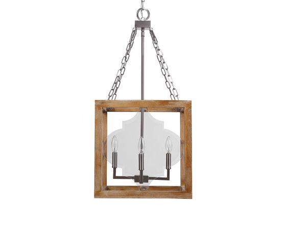 Подвесной светильник UTTERMOST Perspex, 4 Lt Pendant, фото 4