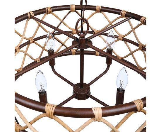 Подвесной светильник UTTERMOST Hilo, 4 Lt Pendant, фото 6