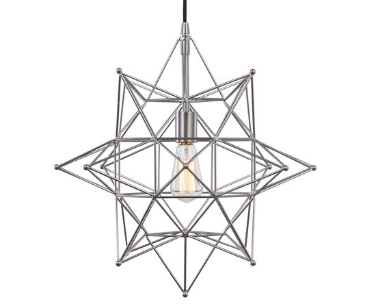 Люстра UTTERMOST Polaris, 1 Lt Pendant, фото 1