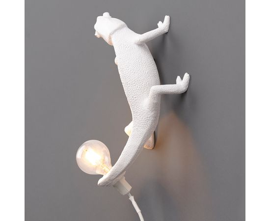 Настенный светильник Seletti Chameleon Lamp Going Up, фото 2