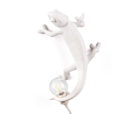 Настенный светильник Seletti Chameleon Lamp Going Up, фото 1