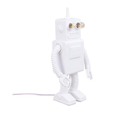 Настольный светильник Seletti Robot Lamp, фото 5
