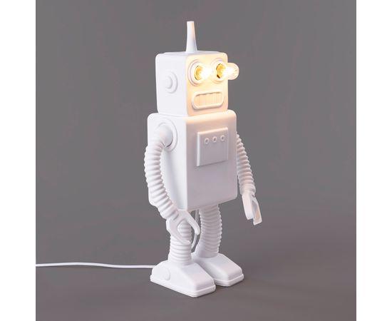Настольный светильник Seletti Robot Lamp, фото 4