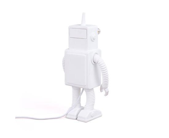 Настольный светильник Seletti Robot Lamp, фото 2