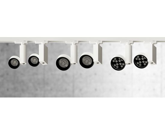 Трековый светильник FormaLighting Moto-Ola 100, фото 2