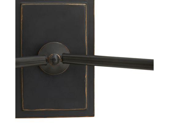 Настенный светильник Arteriors home Inwood Single Sconce, фото 4