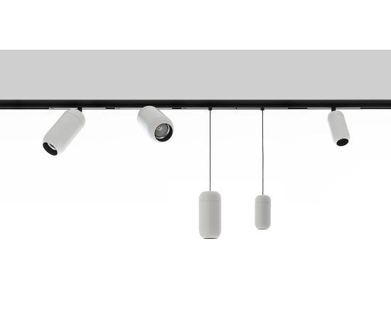 Подвесной трековый светильник Artemide Gople System Spot Suspension Small, фото 5