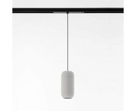Подвесной трековый светильник Artemide Gople System Spot Suspension Small, фото 3