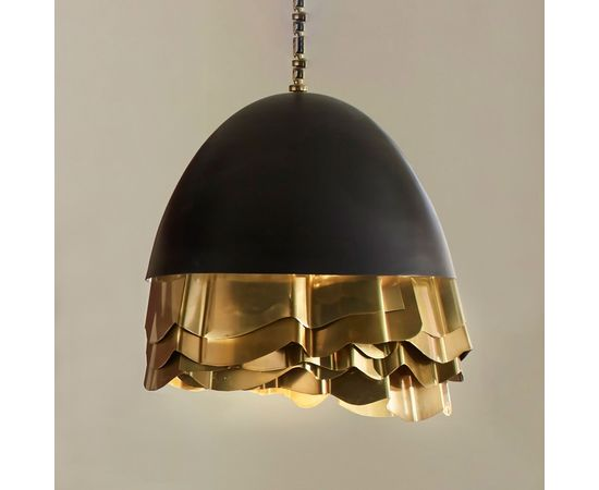 Подвесной светильник Philips Collection Ruffle Chandelier, фото 7