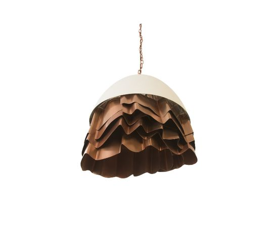 Подвесной светильник Philips Collection Ruffle Chandelier, фото 3