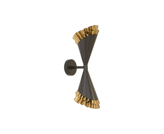 Бра Philips Collection Ruffle Sconce, фото 6