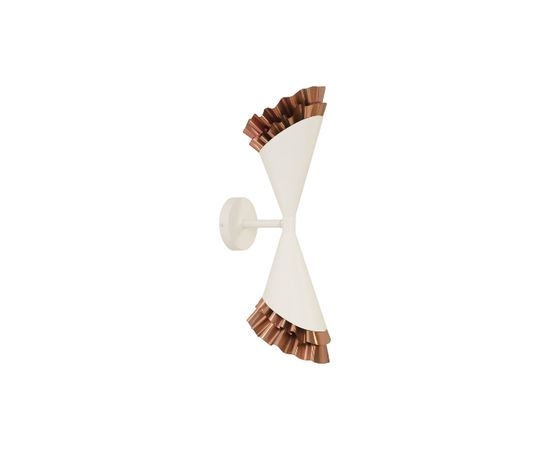 Бра Philips Collection Ruffle Sconce, фото 4