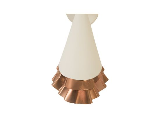 Бра Philips Collection Ruffle Sconce, фото 3