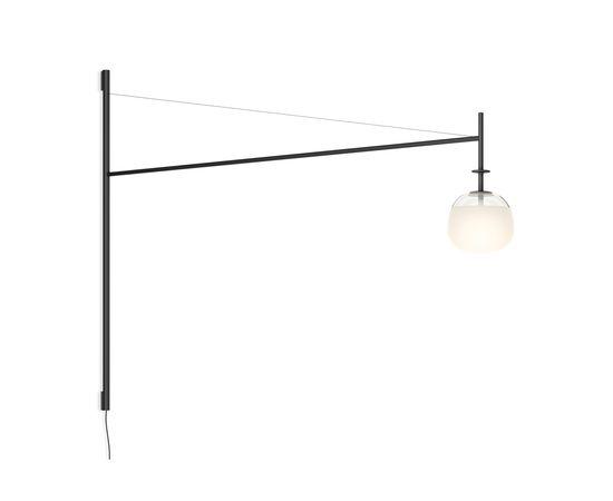 Настенный светильник Vibia Tempo wall lamp oval, фото 1