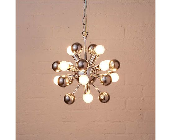 Люстра Crate and Barrel Atom Chandelier, фото 1