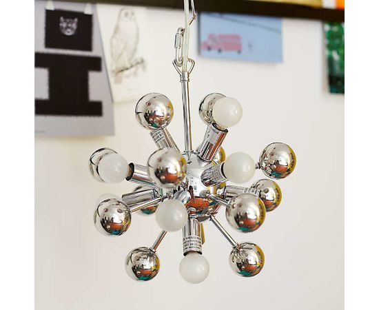Люстра Crate and Barrel Atom Chandelier, фото 4