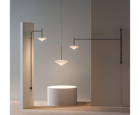 Настенный светильник Vibia Tempo wall lamp diamond, фото 2