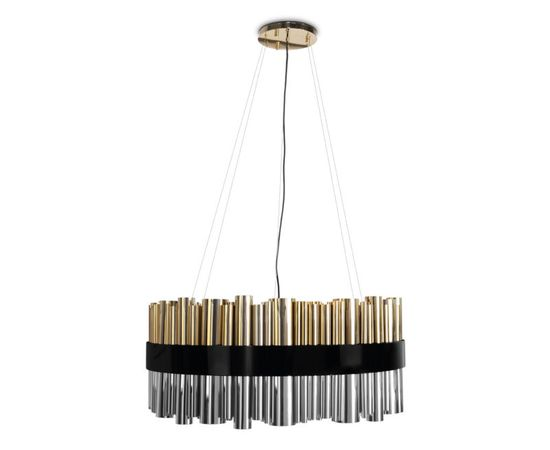 Люстра Creativemary Granville Round Suspension, фото 4