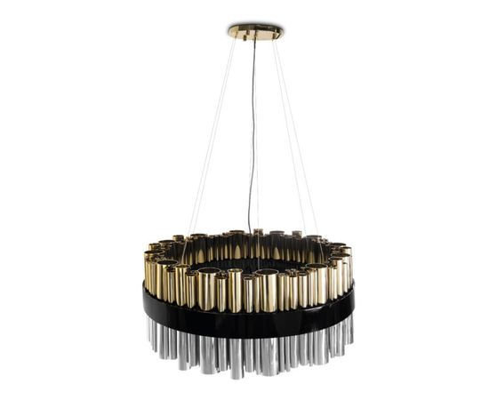 Люстра Creativemary Granville Round Suspension, фото 2