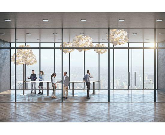 Напольный светильник Green Furniture Concept Leaf Lamp Metal Tree M, фото 7