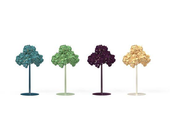 Напольный светильник Green Furniture Concept Leaf Lamp Metal Tree M, фото 9