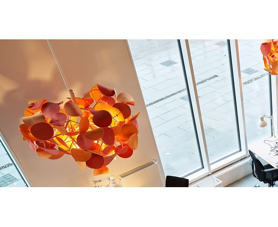 Подвесной светильник Green Furniture Concept Leaf Lamp Pendant, фото 9