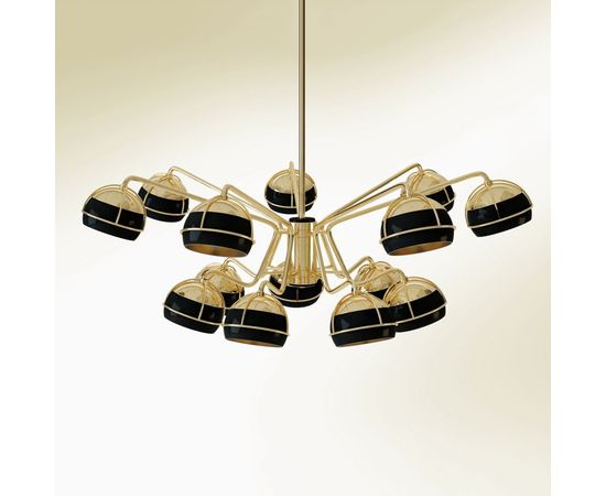 Люстра Creativemary Black Widow Suspension Lamp, фото 1