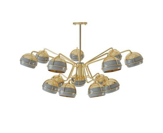 Люстра Creativemary Black Widow Suspension Lamp, фото 3