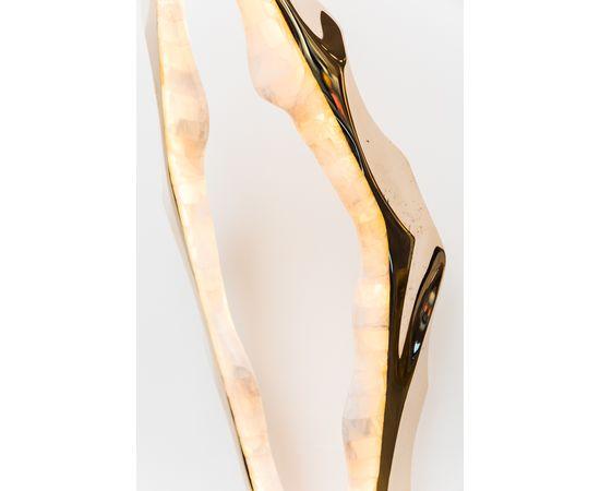 Настенный светильник Markus Haase Bronze Venus Wall Appliqué, фото 2