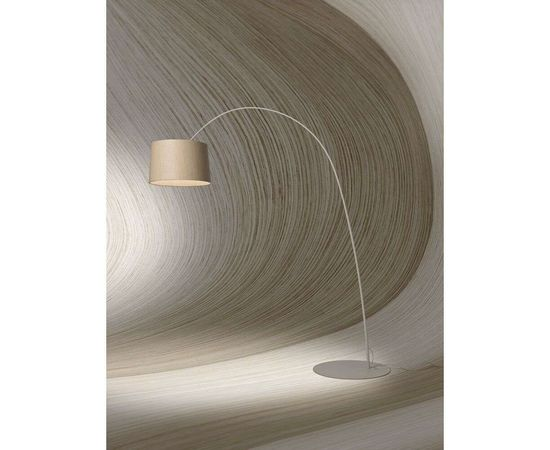 Торшер Foscarini Twiggy Wood LED Floor Lamp, фото 1