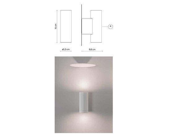 Настенный светильник Karman Movida, фото 2