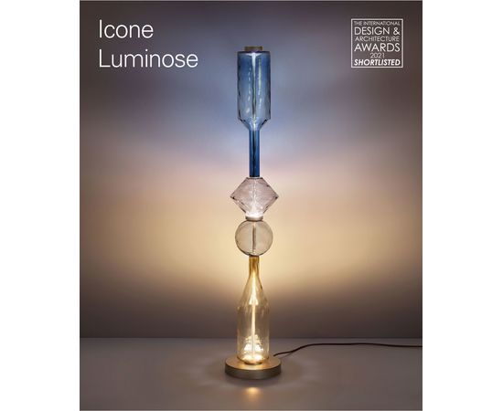 Напольный светильник Paolo Castelli ICONE LUMINOSE, фото 3