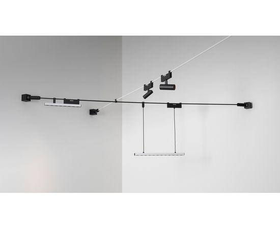 Подвесной трековый светильник Artemide Suspension Module, фото 4
